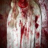 New 2011 Hanging Bloody Female Prop