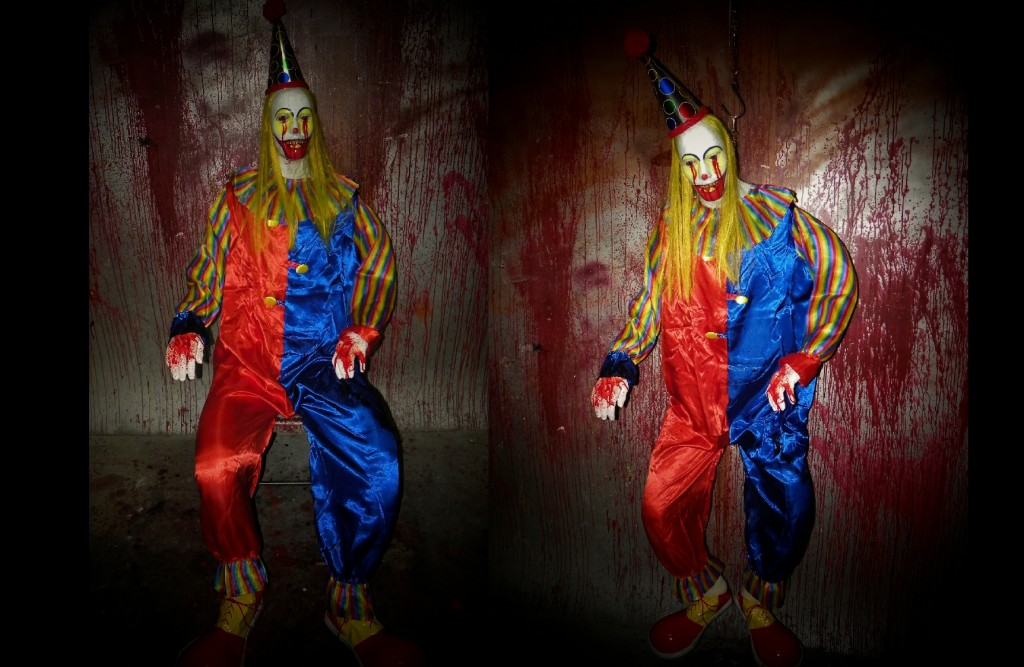 New 2011 Positionable YOYO Clown Prop