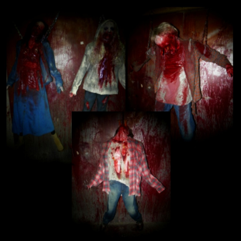 Bloody Body Package