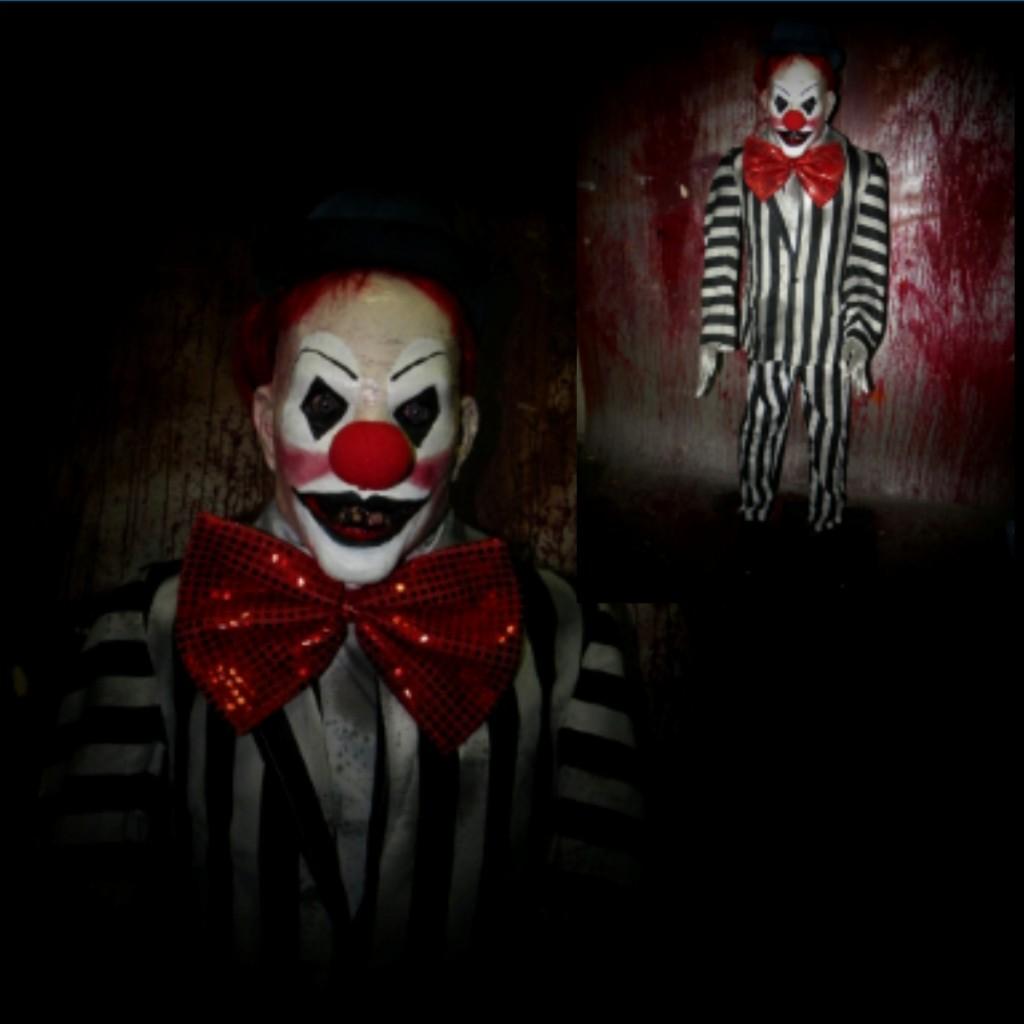 Sparkles Clown