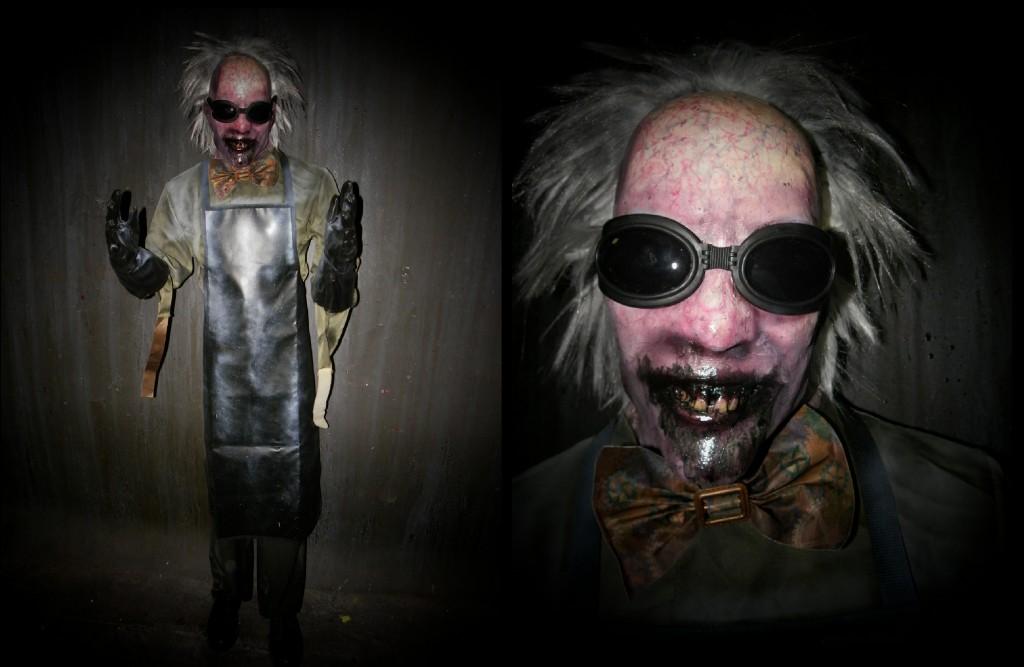 The Evil Toy Maker Fear Flex Body