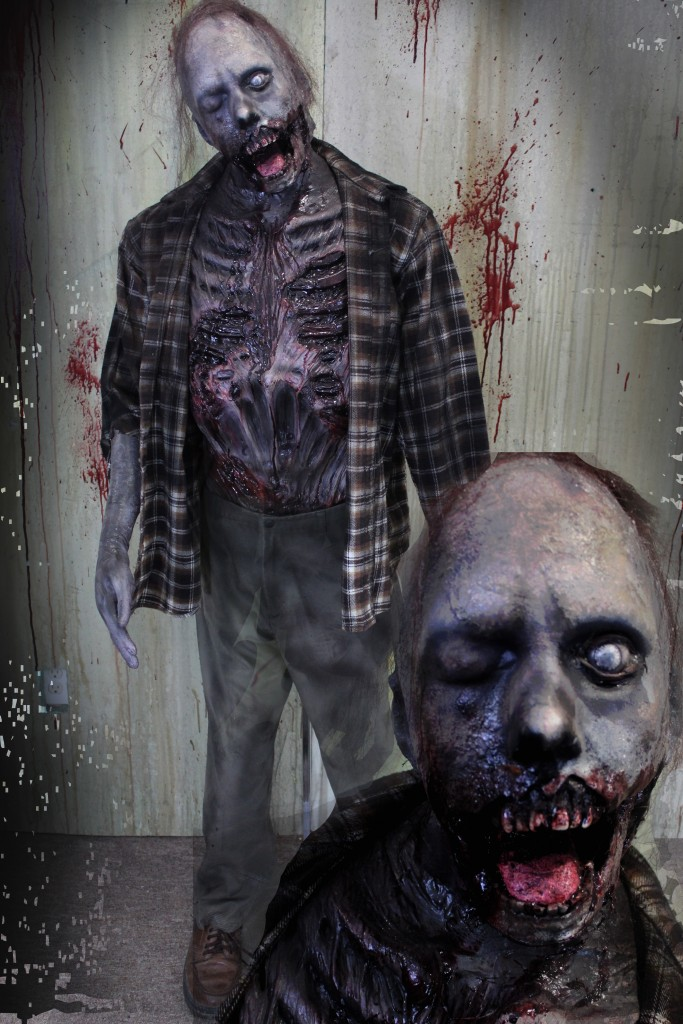 Zombie Rotter Male 2 Prop