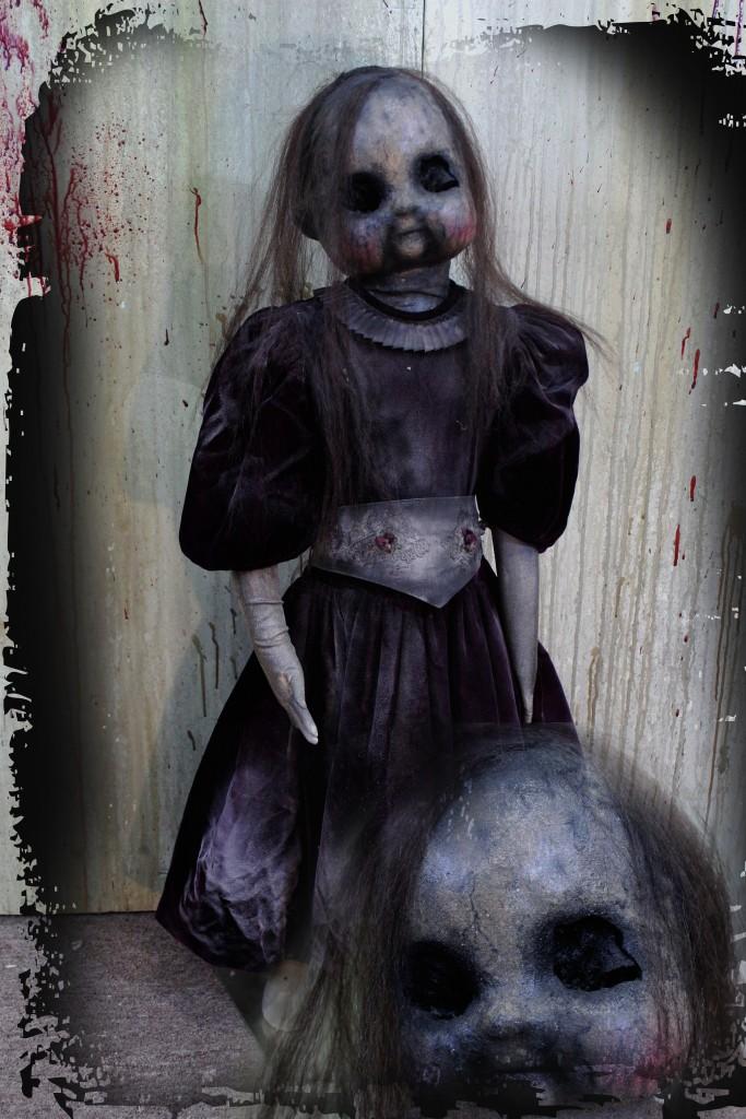 40″ Trish Doll Prop