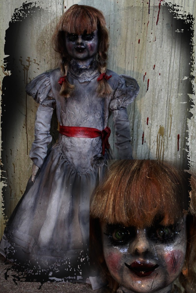 40″ Annabella Doll Prop