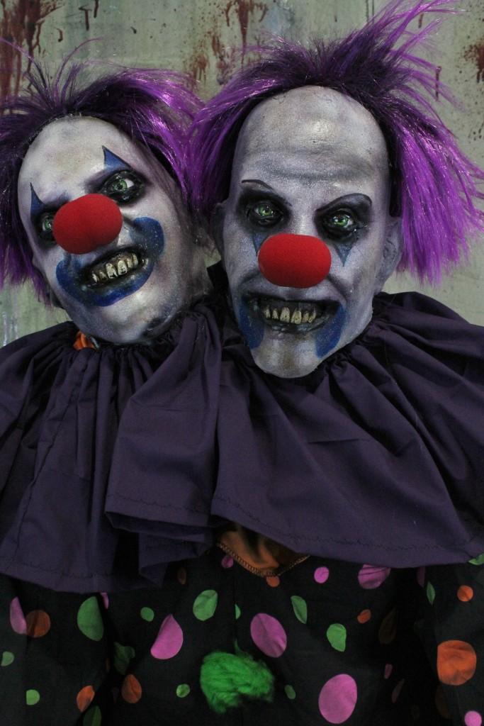 Double Dipper Clown Prop