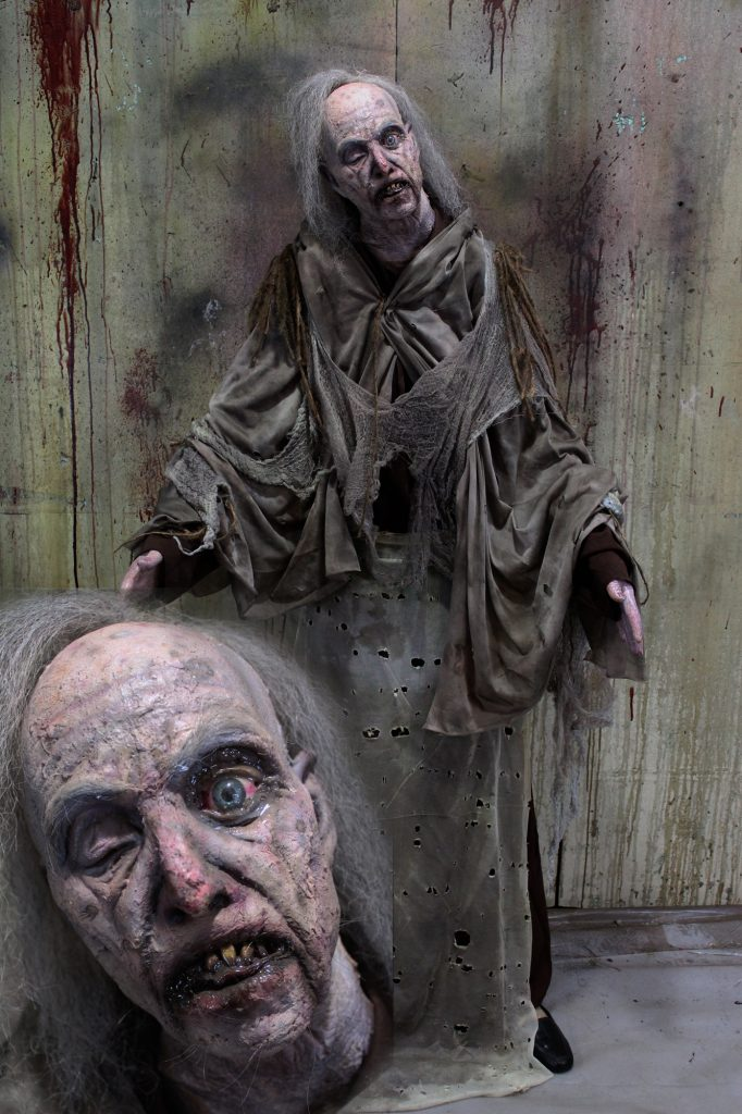 New 2017 Witch Halloween prop The Hag