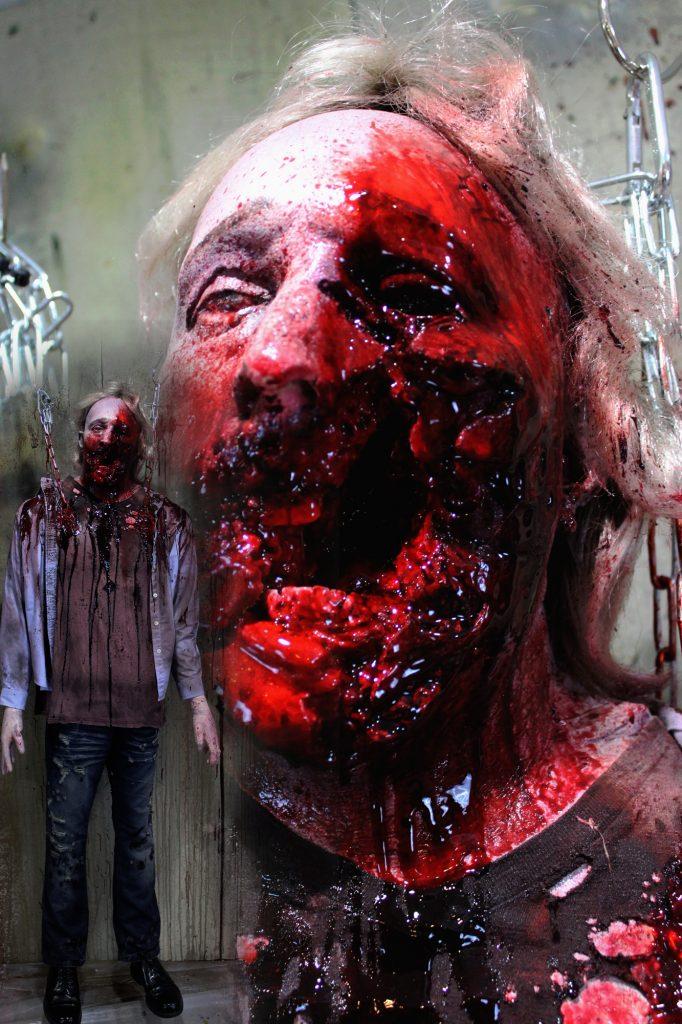 New 2017 Dead Body Halloween Prop Shotmouth