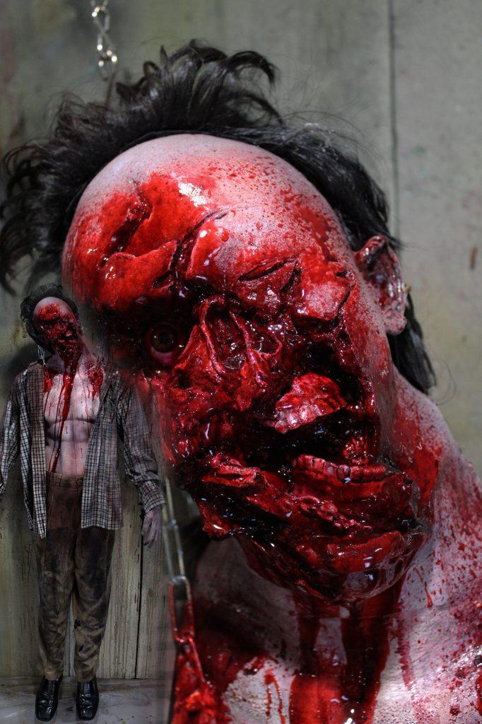 New 2017 Dead Body Halloween Prop Crush Victim
