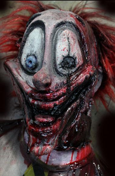 New 2018 Halloween Haunted House 70'clown Killer prop
