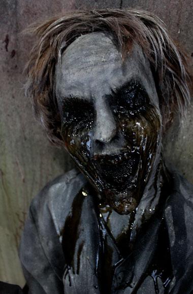 New 2018 Halloween Haunted House prop Ghost Boy