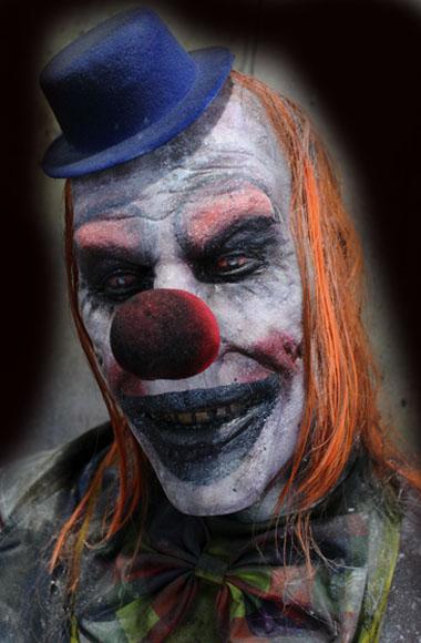 New 2018 Halloween Haunted House prop Kibbles clown