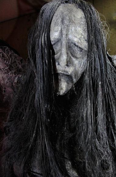 New 2018 Halloween Haunted House Death Angel