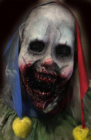 New 2018 Halloween Haunted Prop Jawbreaker clown