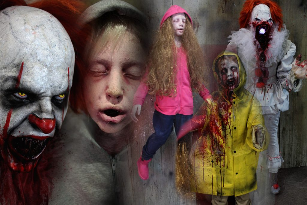 New 2019 Halloween Prop Child Eater Deluxe Pack