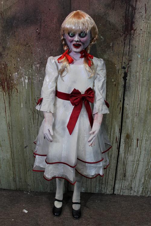 New 2019 Halloween  Haunted House Prop Ana Doll