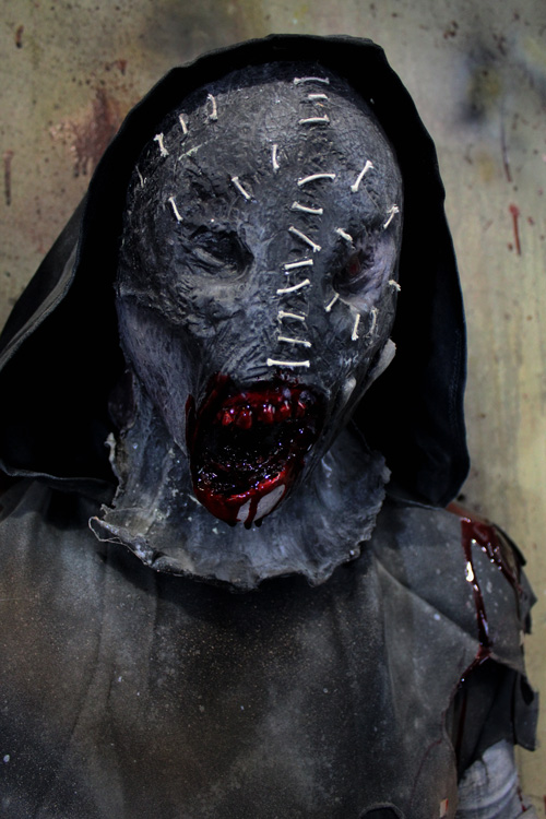 New 2019 Halloween Haunted Prop Executioner