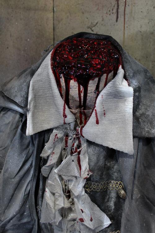 New 2019 Halloween Haunted House Prop Headless Horseman