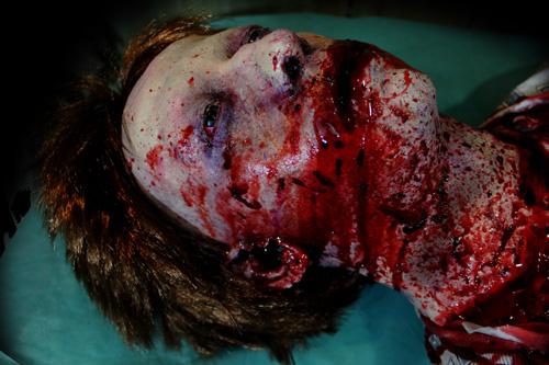 New 2019 Halloween Dead Body Jon Doe Autopsy body prop