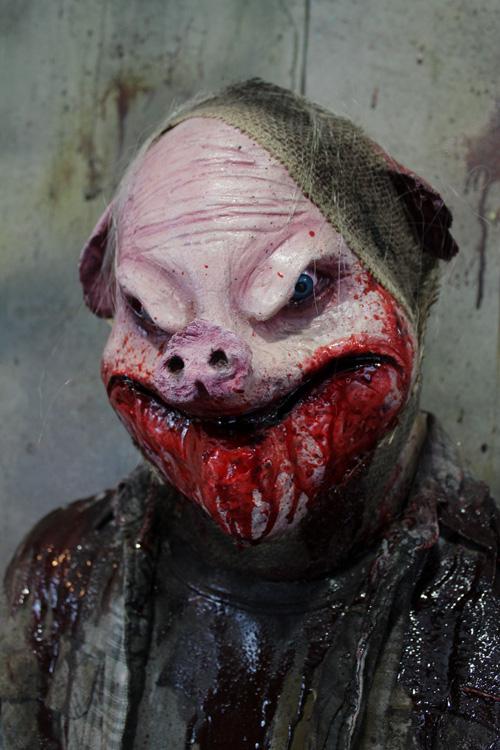 New 2019 Halloween prop Pig mutant