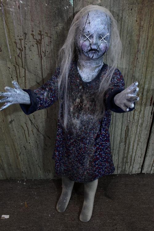 New 2019 Halloween Doll Prop whitey