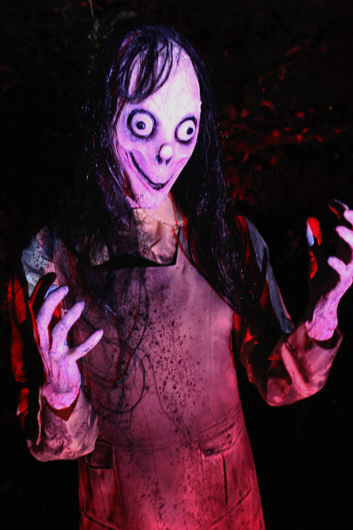 Creepy M0-M0- Halloween Prop new 2019