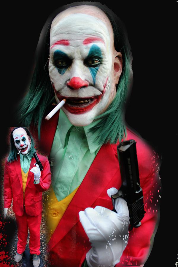 New 2020 Murderous clown Prop Flex Prop