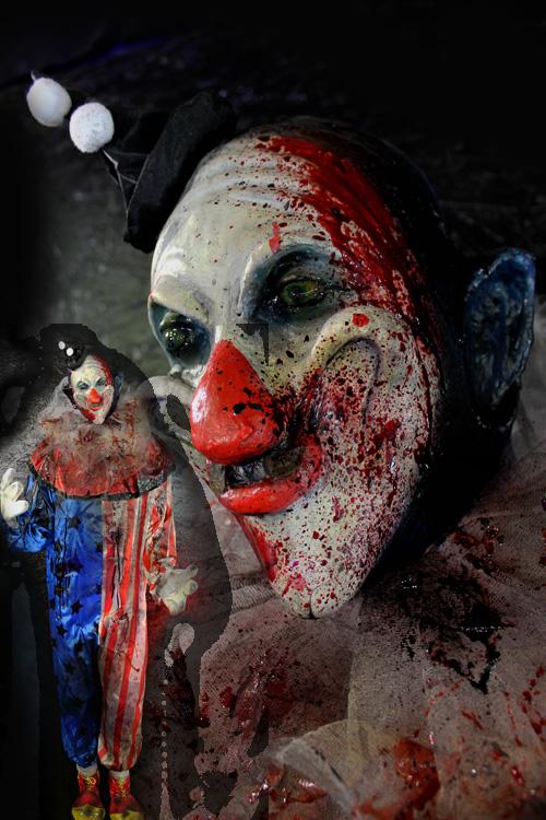 New 2020 Large Skinny Clown Slim Prop