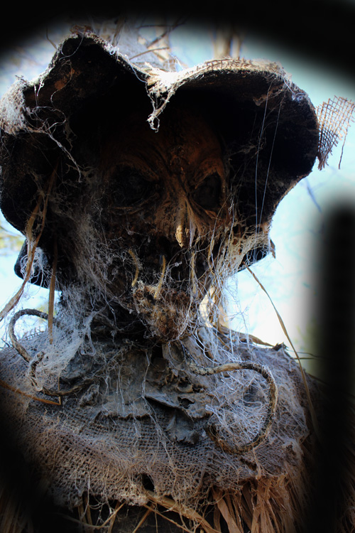New 2020 Halloween prop Field Scarecrow