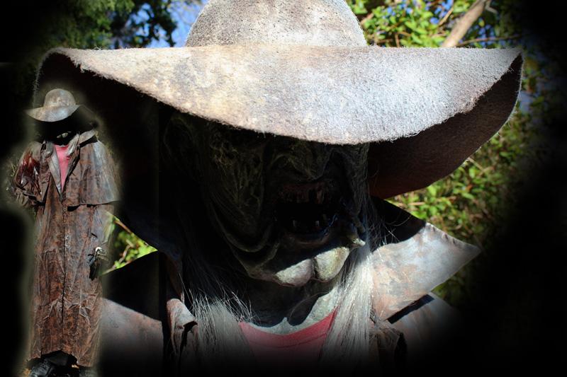 New 2020 Halloween prop The Creeper