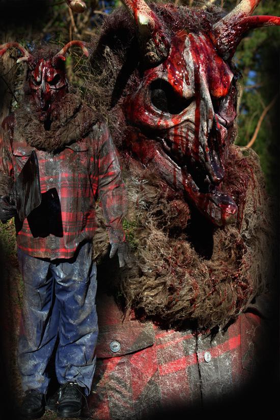 2020 Halloween Prop The Hunter