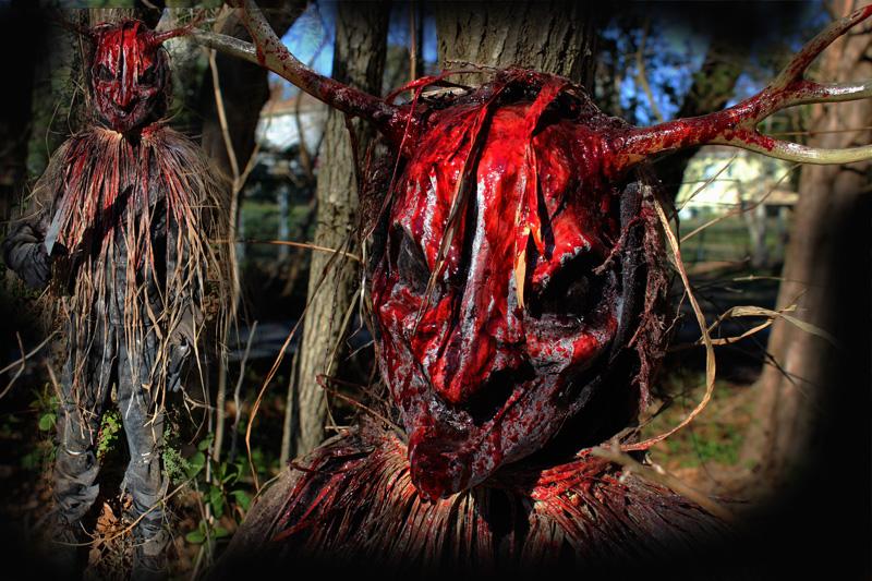 New 2020 Killer The Fawn Halloween prop