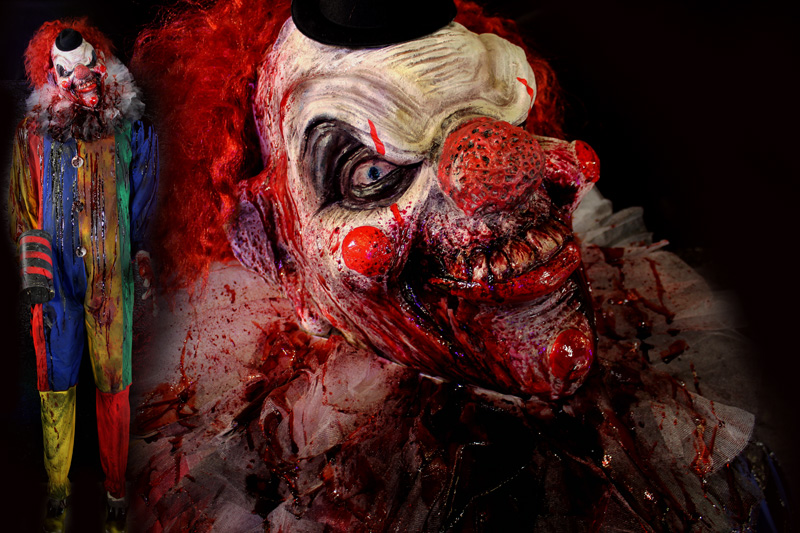 New 2020 9ft Giant Halloween prop The Colossal Clown
