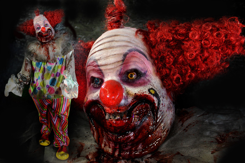 New 2020 Clown Prop Stubby
