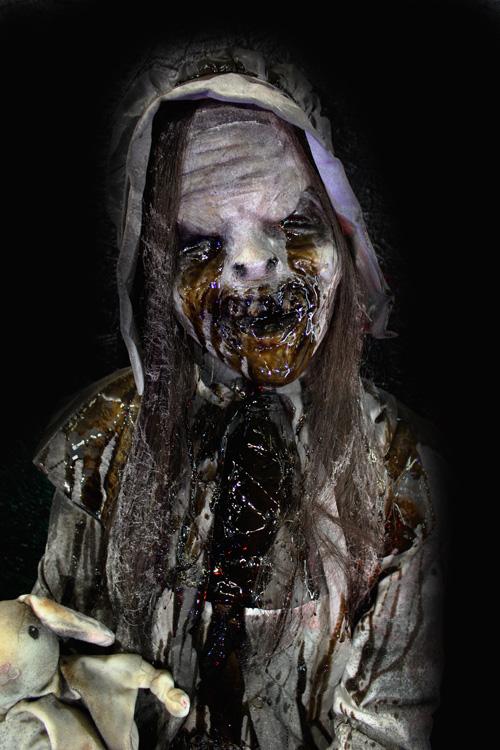 New 2020 Halloween prop little lost soul