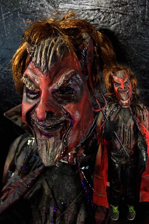 Trick or Treat Halloween Prop The Devil