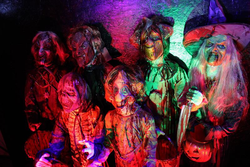 Trick or Treat Kids Halloween prop Bundle