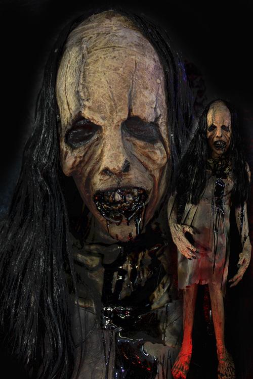 New 2020 Halloween NO TOE Lady.