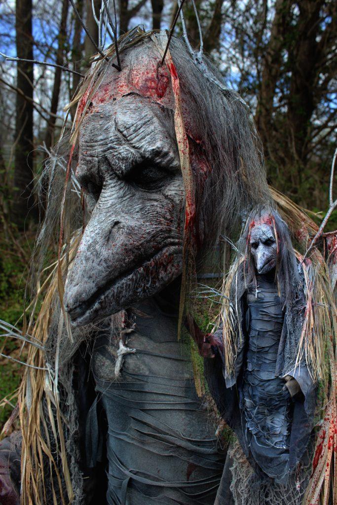 New 2020 Momma Bird Killer Halloween prop
