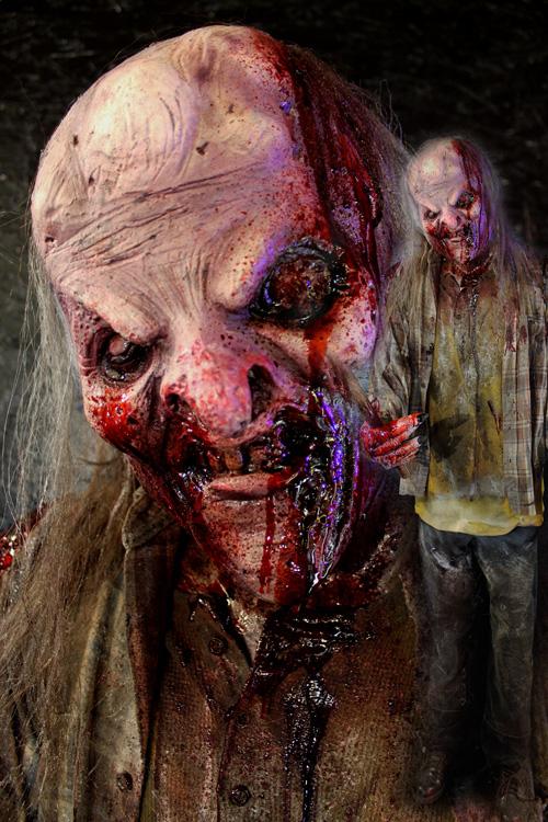 Halloween prop 7ft Mutant  Prop