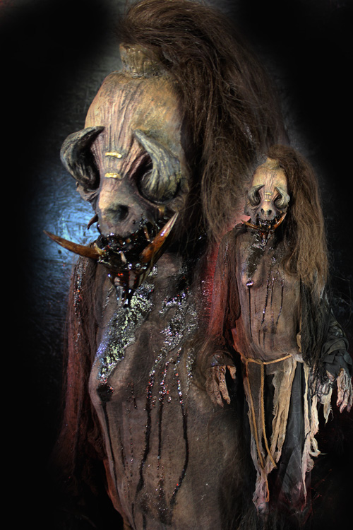 New 2020 Halloween Prop Momma Demon