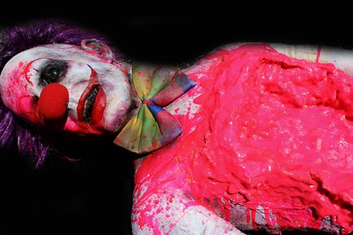 New 2020 Clowntopsy UV dead clown