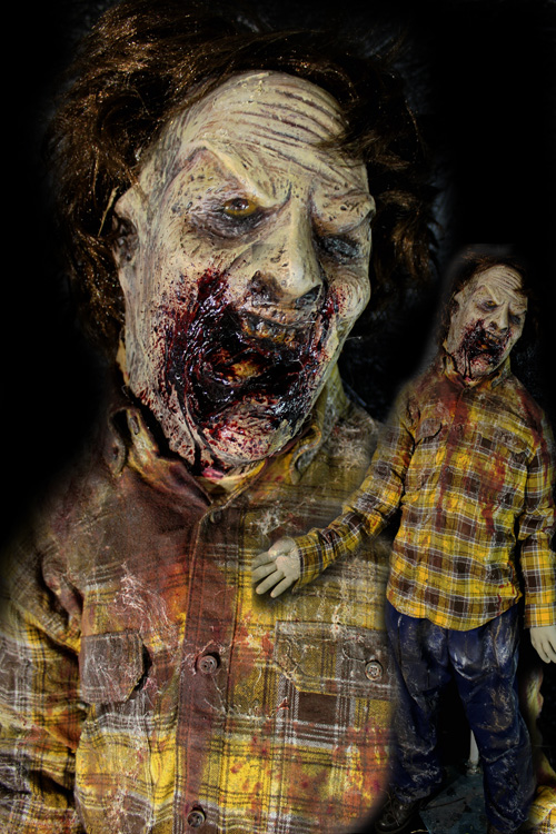New 2020 Halloween product Zombie Menace