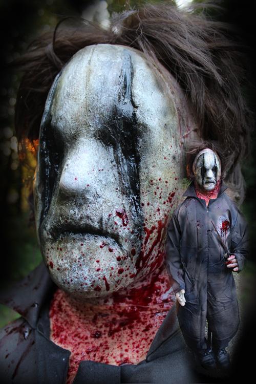New 2020 Halloween product Billy Murder Man