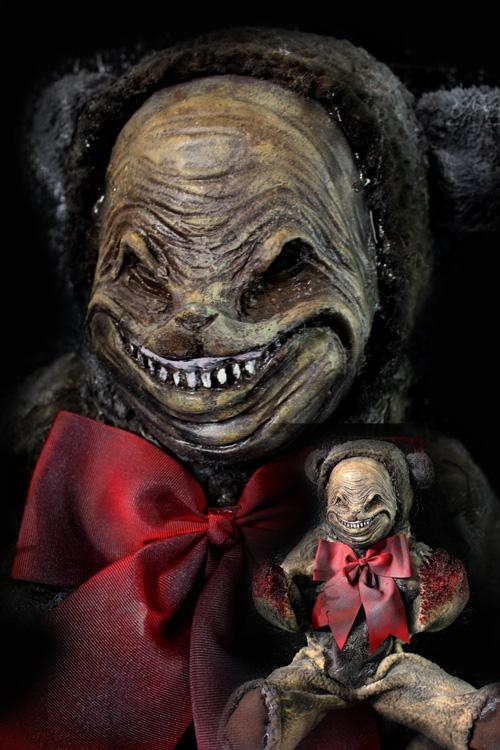New 2020 Frightful Furies Teddy Bloody
