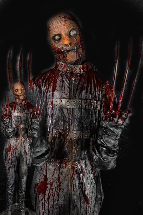New 2021 Hallow Man Killer Halloween prop