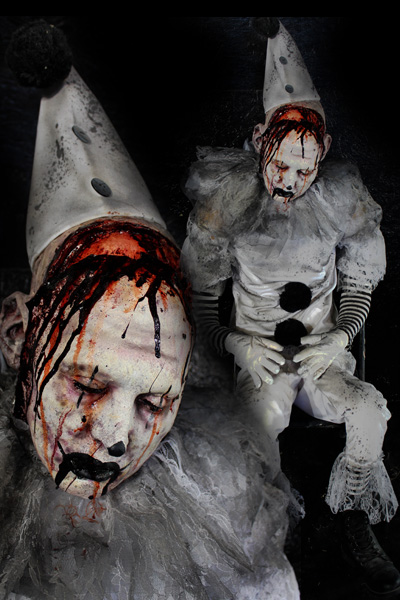 New 2021  Dead Dummy Clown Prop